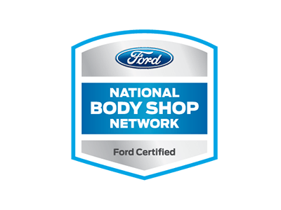 Ford Certified body shop