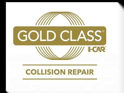 Gold Calss icar Collision Repair